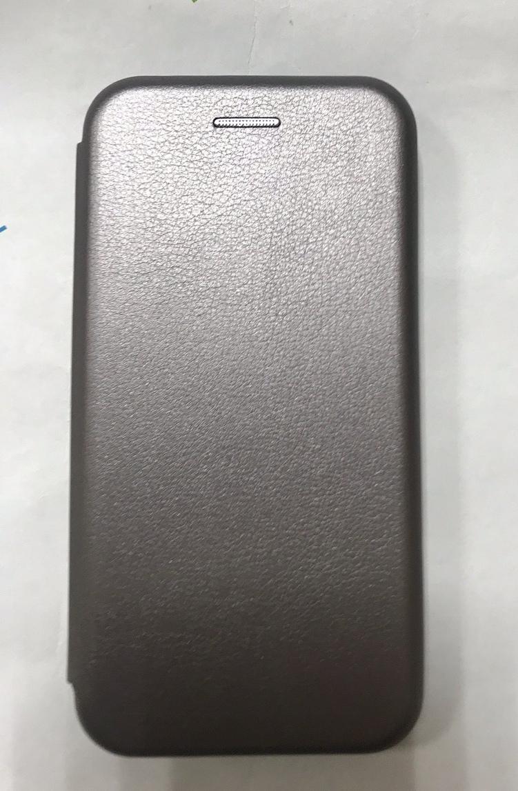 Чехол книжка CTI для Apple iPhone 7/8 эко-кожа (черный)