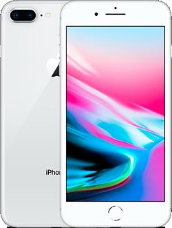 Apple iPhone 8 256GB (серебристый) замена дисплея
