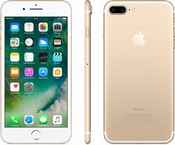 Apple iPhone 7 Plus 128GB Gold (Золотой) был залочен