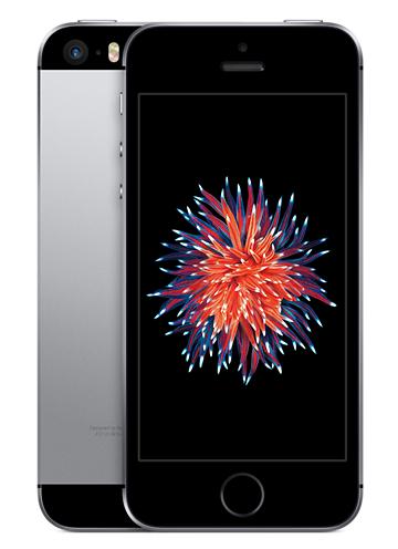 Apple iPhone SE 16GB Space Gray (Серый космос) (открытая коробка)