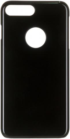 Чехол клип-кейс iCover Glossy для Apple iPhone 7 Plus (черный,глянцевый)