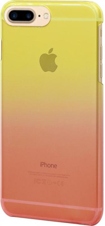 Чехол клип-кейс Muvit Life Vegas для Apple iPhone 7 Plus (розовый)