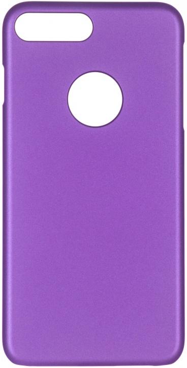 Чехол клип-кейс iCover Rubber для Apple iPhone 7 Plus (фиолетовый,матовый)