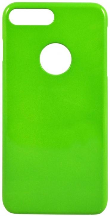 Чехол клип-кейс iCover Glossy для Apple iPhone 7 Plus (зеленый,глянцевый)