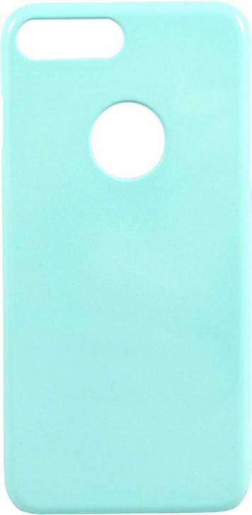 Чехол клип-кейс iCover Glossy для Apple iPhone 7 Plus (голубой,глянцевый)