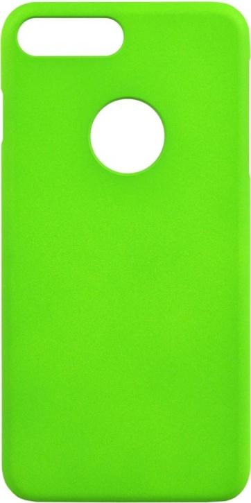 Чехол клип-кейс iCover Rubber для Apple iPhone 7 Plus (зеленый,матовый)
