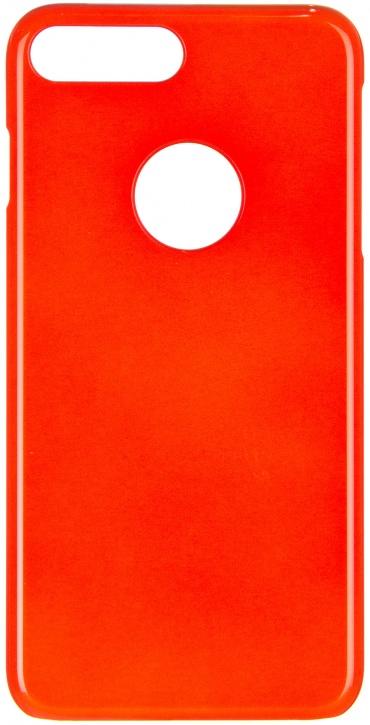 Чехол клип-кейс iCover Glossy для Apple iPhone 7 Plus (оранжевый,глянцевый)