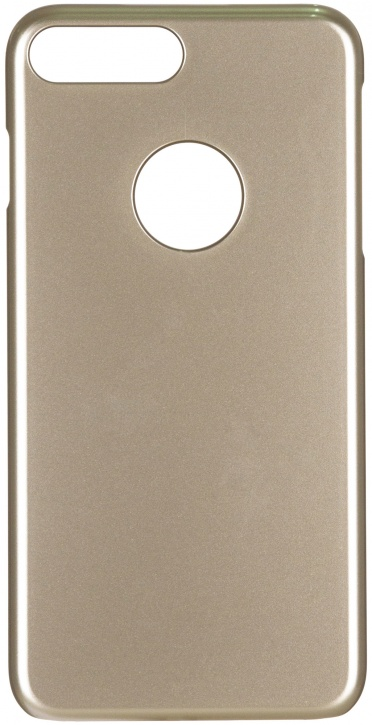 Чехол клип-кейс iCover Glossy для Apple iPhone 7 Plus (золотистый,глянцевый)