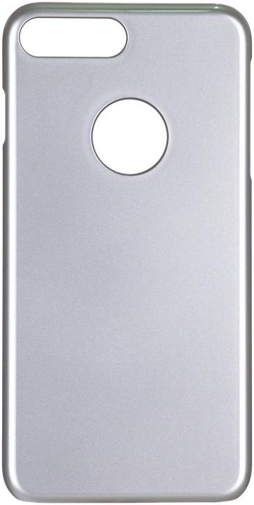 Чехол клип-кейс iCover Glossy для Apple iPhone 7 Plus (серебристый,глянцевый)
