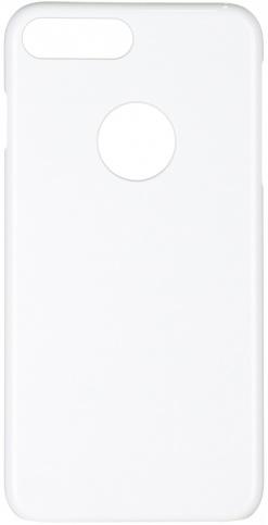 Чехол клип-кейс iCover Rubber для Apple iPhone 7 Plus (белый,матовый)