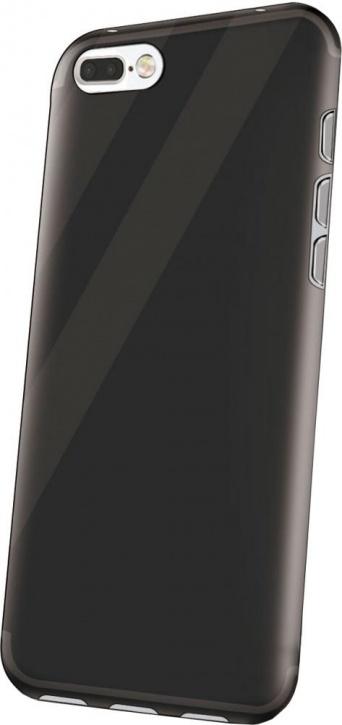 Чехол клип-кейс Celly Gelskin для Apple iPhone 7 Plus (черный)