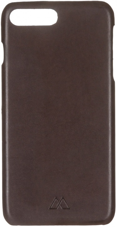 Чехол клип-кейс Moodz Soft для Apple iPhone 7 Plus Chocolate (коричневый)