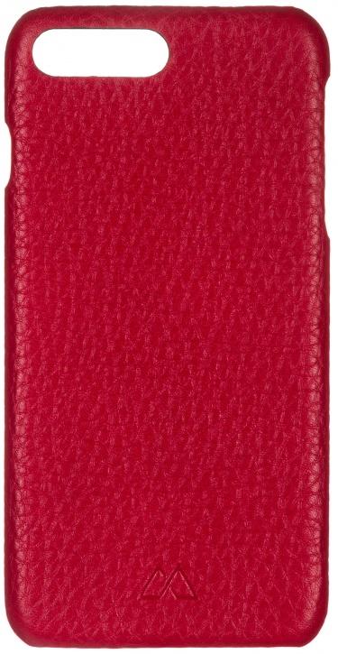 Чехол клип-кейс Moodz Floater для Apple iPhone 7 Plus Ciclamino (красный)