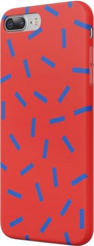 Чехол клип-кейс Vipe Pop для Apple iPhone 7 Plus (красный)