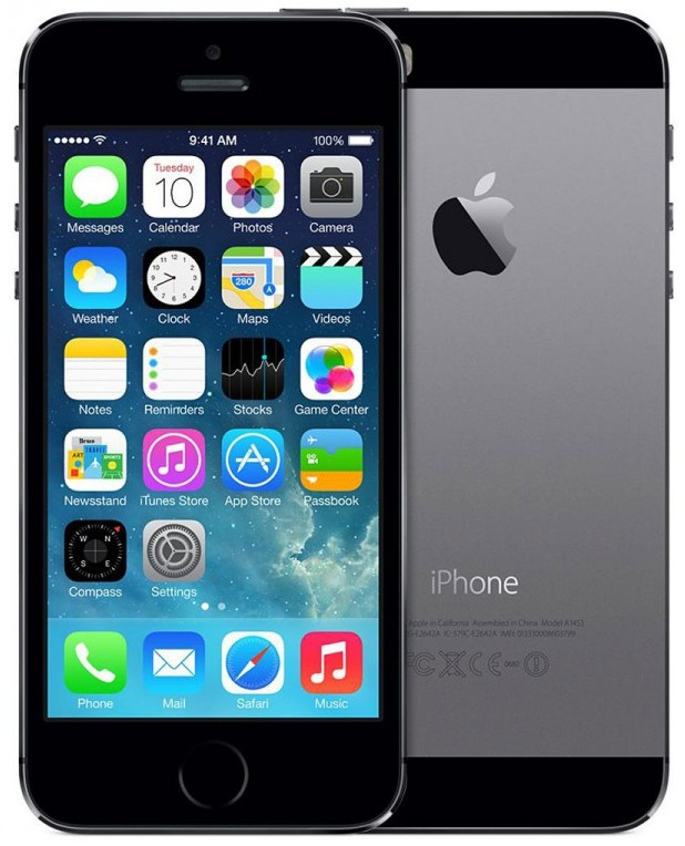 Apple iPhone 5s 32GB Space Grey как новый