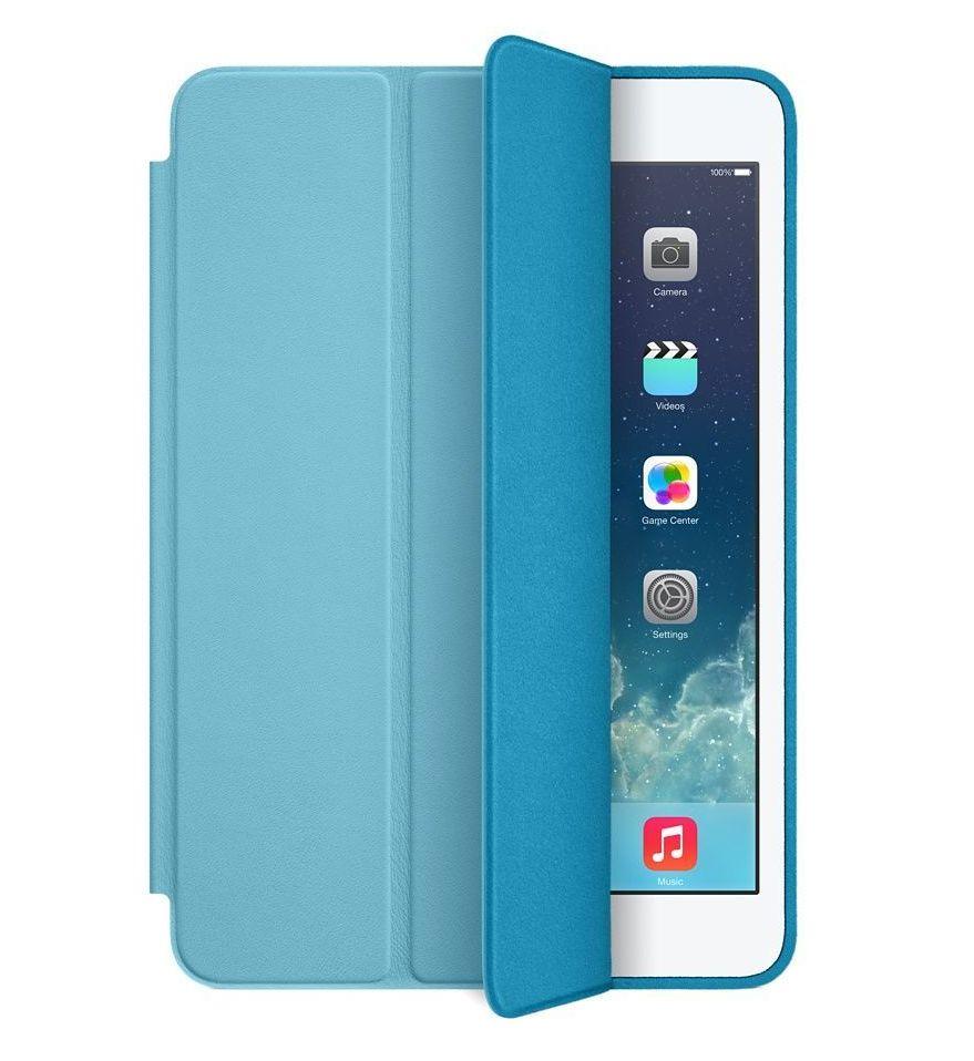 Чехол-книжка Smart Case для IPad mini 4 (голубой, реплика)