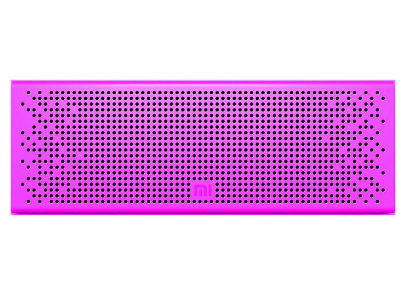 Портативная акустика Xiaomi Square Box 2 (розовый)