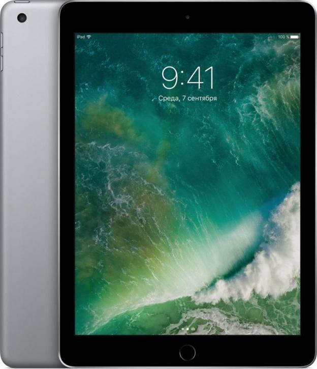 "Планшет Apple iPad 9.7"" Wi-Fi 128 ГБ серый космос (MP2H2)"