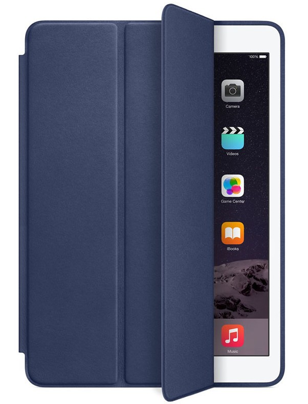 Чехол-книжка Smart Case для iPad 9.7 2017 синий (реплика)