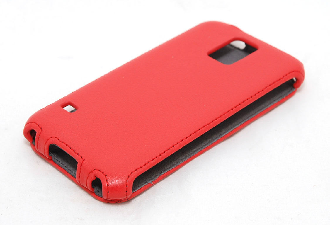 Чехол Armor для Samsung Galaxy S5 i9600 красный