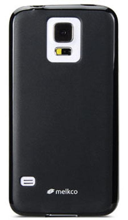 Чехол гелевый Melkco Poly Jacket Ver.2 для Samsung Galaxy S5 i9600 черный