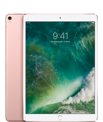 Планшет Apple iPad Pro 10.5 Wi-Fi + 4G (Cellular) 64GB Rose gold (розовое золото)
