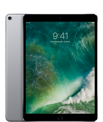 Планшет Apple iPad Pro 10.5 Wi-Fi + 4G (Cellular) 256GB Space Gray (черный)