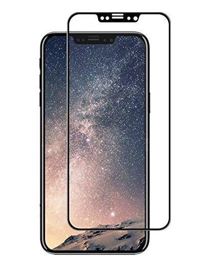 Защитное стекло 5D для Apple iPhone X/XS (прозрачное)