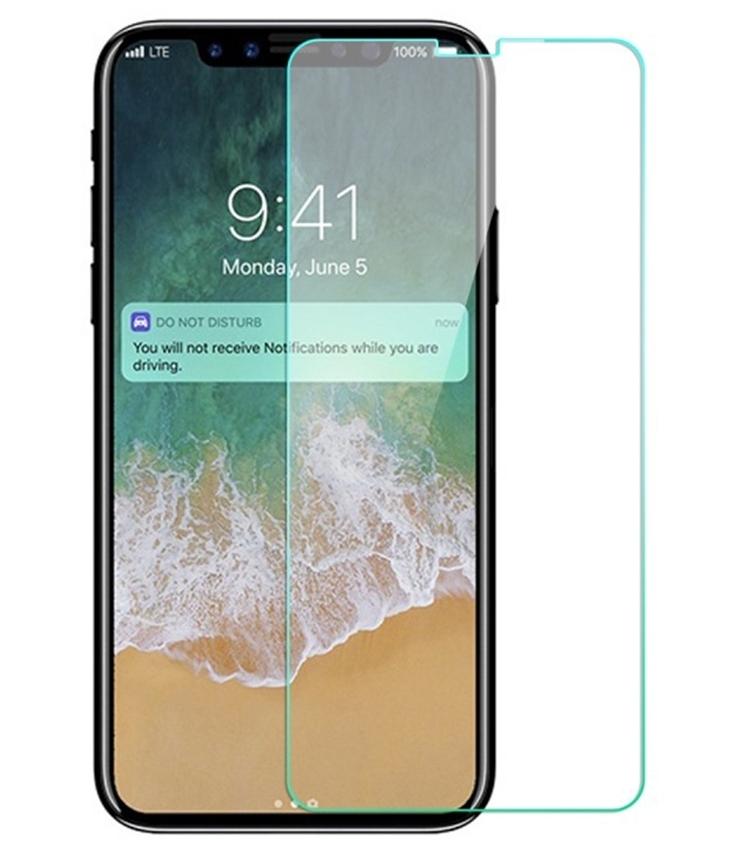Защитное стекло для Apple iPhone X (прозрачное)