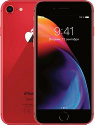 Apple iPhone 8 256GB (PRODUCT)RED (красный)