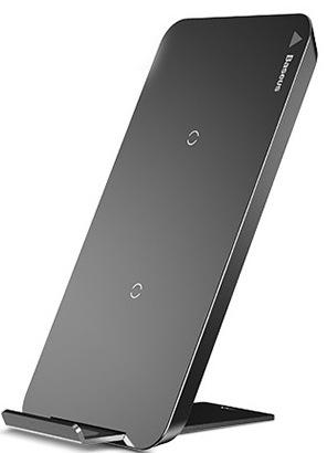 Складное беспроводное зарядное устройство Baseus WXHSD-01 (черный)