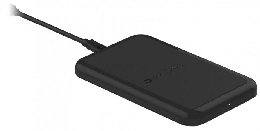 Беспроводное зарядное устройство Mophie Wireless Charging Base (черный)