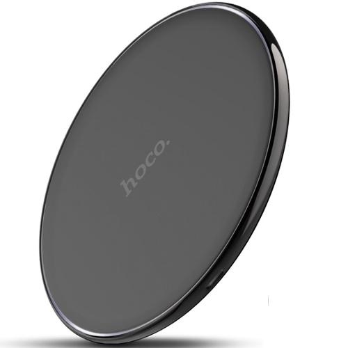 Беспроводное зарядное устройство Hoco CW6 Homey (черное)