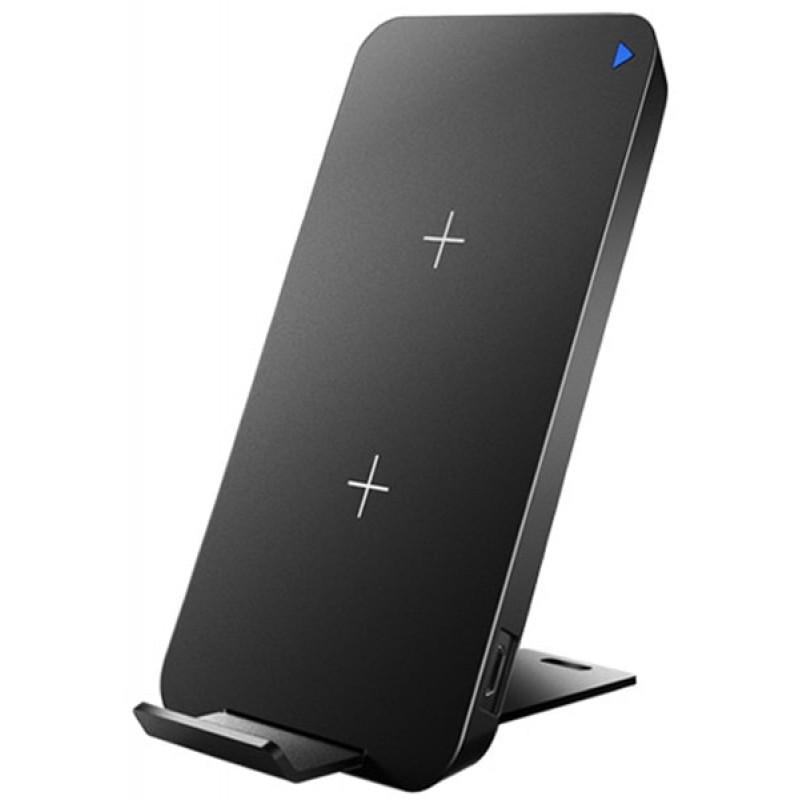 Складное беспроводное зарядное устройство Rock Space Pro W6 Wireless Charger (черный)