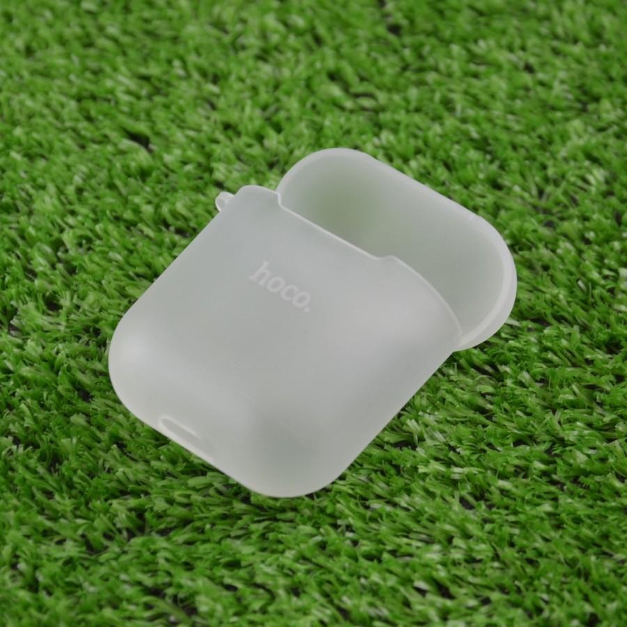 Чехол Hoco для Apple AirPods  (белый)