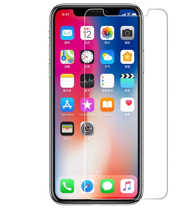 Защитное стекло для Apple iPhone XR (прозрачное)