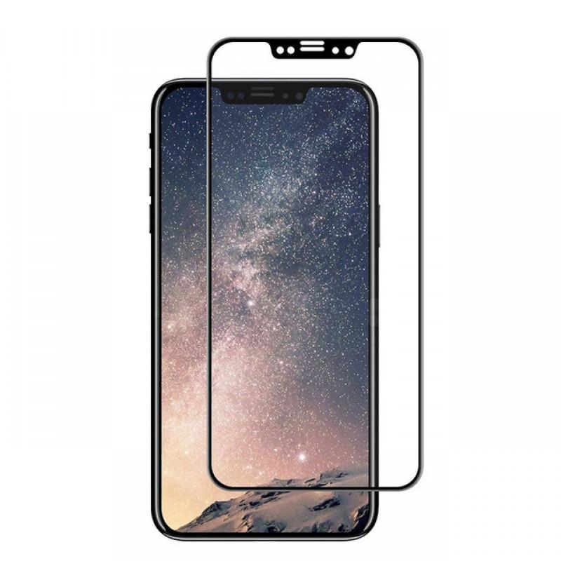 Защитное стекло 3D для Apple iPhone XR (прозрачное)