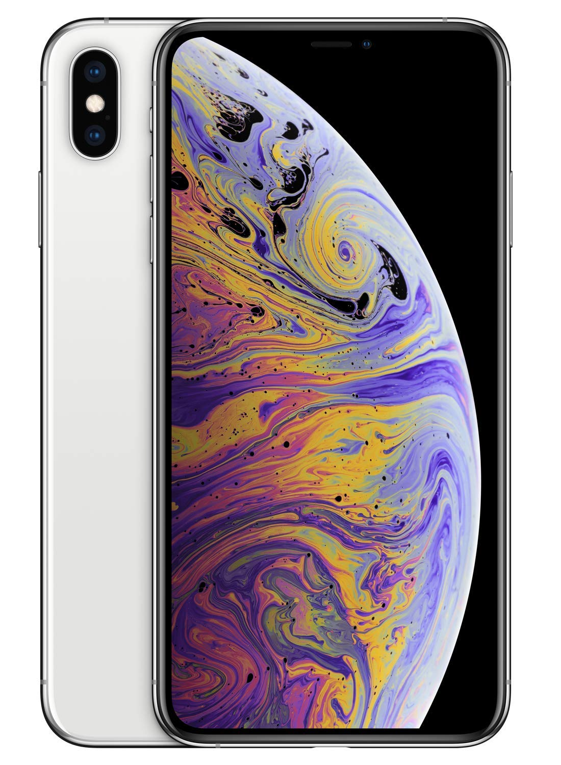 Apple iPhone XS Max 512GB (серебристый) 2 симкарты
