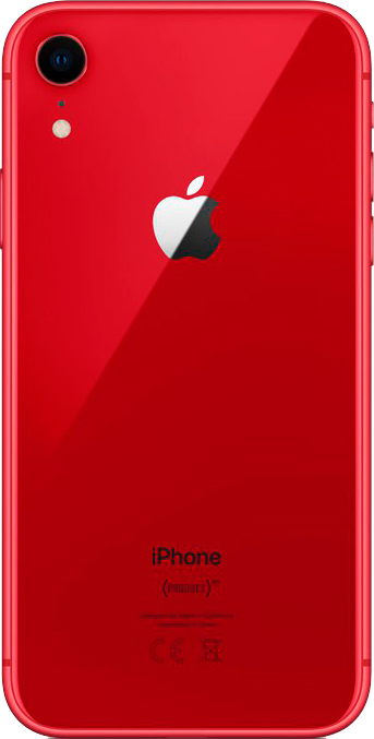 Apple iPhone XR 128GB красный