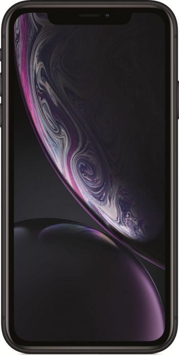 Apple iPhone XR 64GB чёрный 2 sim
