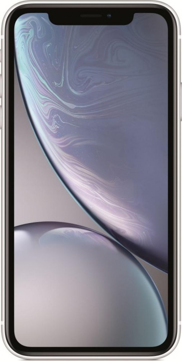 Apple iPhone XR 64GB белый 2 SIM