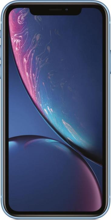 Apple iPhone XR 256GB синий 2 SIM