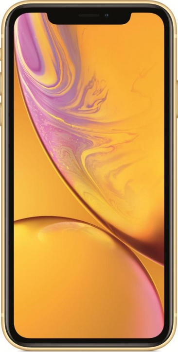 Apple iPhone XR 64GB жёлтый 2 SIM