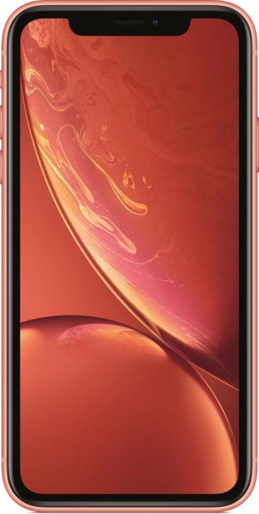 Apple iPhone XR 256GB коралловый 2 SIM