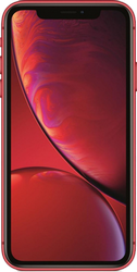 Apple iPhone XR<br>  красный