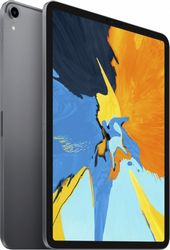Планшет Apple iPad Pro 11 Wi-Fi + Cellular 256GB MU162 (серый космос)
