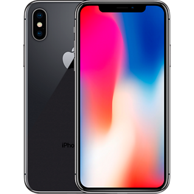 Apple iPhone X 256GB (серый космос) б/у
