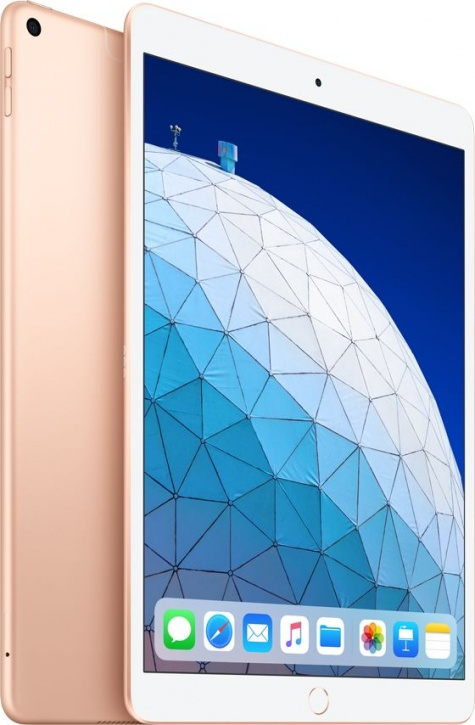 Планшет Apple iPad Air 64Gb Wi-Fi + Cellular золотой (MV0F2,MV172) 2019