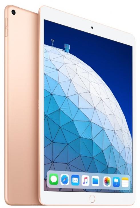 Планшет Apple iPad Air 64Gb Wi-Fi золотой (MUUL2) 2019