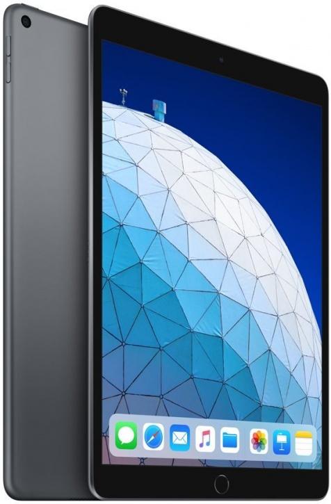 Планшет Apple iPad Air 64Gb Wi-Fi серый космос (MUUJ2) 2019